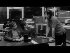 Jim Jarmusch's Stranger Than Paradise with John Lurie and music by Screamin' Jay Hawkins