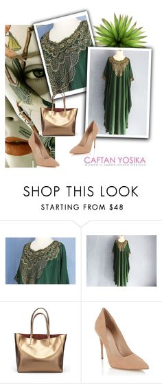 """""""CAFTAN YOSIKA #4"""" by albinnaflower ❤ liked on Polyvore featuring Lipsy"""