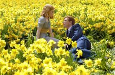 The daffodil scene from Big Fish.  One of my all-time favorite movie scenes.