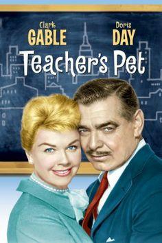 Amazon.com: Teacher's Pet: Clark Gable, Doris Day, Gig Young, Mamie van Doren: Movies & TV