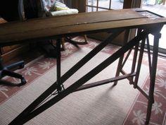 Vintage Ironing Board Painted Furniture Make Or