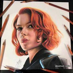 Scarlett johansson as natasha romanoff pencil drawings в 201 Drawing Cartoon Characters, Character Drawing, Marvel Characters, Comic Character, Cartoon Drawings, Pencil Drawings, Avengers Art, Marvel Art, Marvel Comics