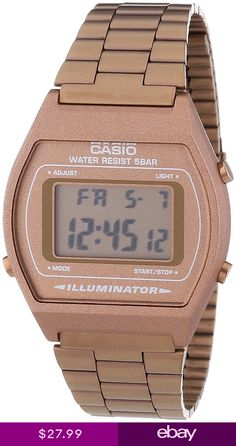 b6a5edf1817 Women s Wrist Watches - Casio Ladies Retro Digital Watch   To view further  for this item