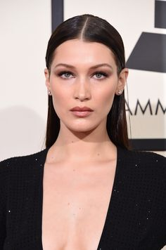Bella Hadid aux Grammy Awards 2016