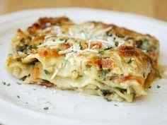 Chicken and Vegetable Lasagna