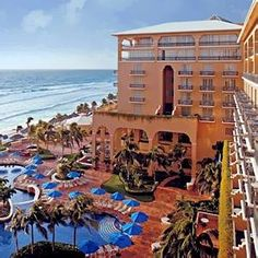 Cancun All Inclusive Resorts. Find information on the variety of all inclusive Cancun resorts and what they offer travelers to the Yucatan Peninsula. Cancun Vacation, Best All Inclusive Resorts, Hotels And Resorts, Best Hotels, Amazing Hotels, Vacation Spots, Lux Hotels, Mexico Vacation, Mexico Beach Resorts