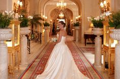 What could be a more romantic wedding venue in London than The Ritz?