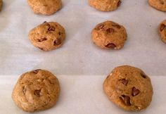 Gluten Free, Egg Free, and Dairy Free cookies