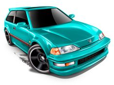 1990 HONDA CIVIC EF