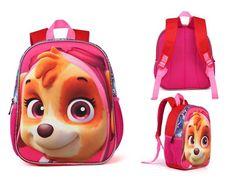 Bags for girls backpack kids Puppy mochilas escolares infantis children Kids School Shoes, School Bags For Girls, Girls Bags, Cute Backpacks For School, Girl Backpacks, School Accessories, Dog Accessories, Online Pet Supplies, Dog Supplies