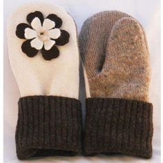 wool mittens - Google Search