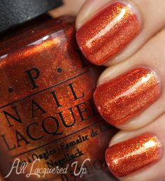 opi a womans prague ative nail polish swatch euro centrale OPI Euro Centrale Spring 2013 Nail Polish Collection Swatches & Review   Part 2