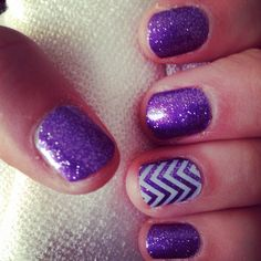 fizzy grape and white chevron layered Jamberry Combos, Jamberry Nail Wraps, Gel Nails, Nail Polish, Manicures, Cute Nails, Pretty Nails, Cute Nail Designs, Perfect Nails
