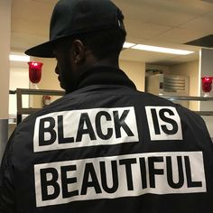 Thank you to the few black men that stand by us the way we stand by them. You are appreciated