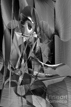 Abstract 9639 Digital Art by Rafael Salazar