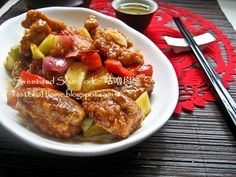 Cantonese Sweet and Sour Pork Recipe 咕噜肉 (The Secrets to an Excellent One!) | Smoky Wok