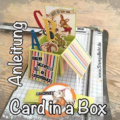 Anleitung Card in a Box
