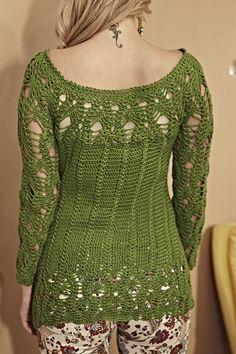 Receitas Círculo - Blusa Nice Verde