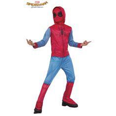 Disfraz Spiderman Infantil - Comprar Online {Miles de Fiestas}