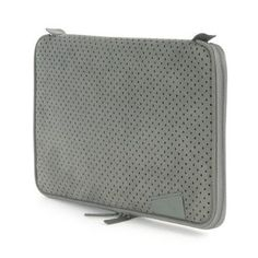 Tucano Sipario Perforated Microfiber Sleeve for 11 inch MacBook Air - Grey: Amazon.co.uk: Computers & Accessories