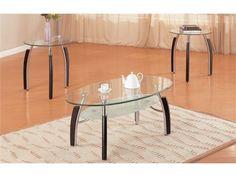 3pc Coffee Table Set - Phoenix Sofa Factory