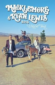Macklemore & Ryan Lewis Announce World Tour- http://getmybuzzup.com/wp-content/uploads/2013/04/macklemore-world-tour-213x330.jpg- http://getmybuzzup.com/macklemore-ryan-lewis-announce-world-tour/-  Macklemore  Ryan Lewis Announce World Tour Fresh off their performance at this year's MTV Movie Awards, Macklemore and Ryan Lewis have released the first half of dates for their world tour. It starts in London on September 9. Stay tuned for more dates—including those for t