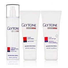 Glytone Non-Irritating Acne Treatment Kit .  Buy Online and Save!  Free Shipping.