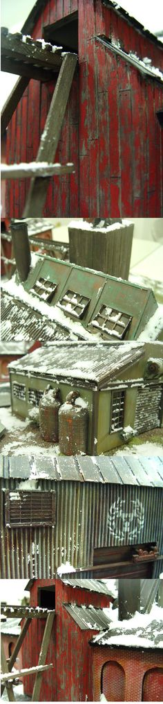 Warmachine Khador Industrial Board  One of my favorite gameboards.  I wish I owned this.