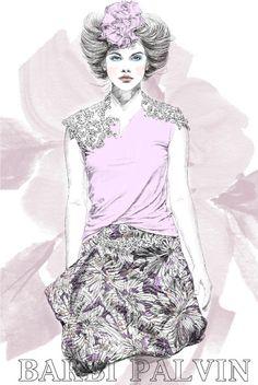 KristiMay: Fashion Illustration