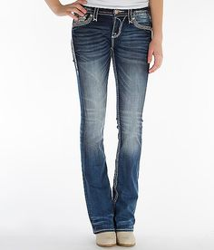 I like these.....awsome jeans. Revival Lina Mid-Rise Boot Stretch Jean