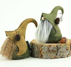 Nordic Elf Gnome Rustic FIMNI Elf Elves Nordic Gnomes