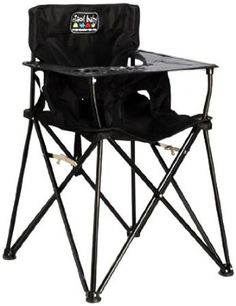CIAO BABY HIGHCHAIR BLACK