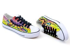 Chinese style Gorgeous Colored Glaze custom canvas shoes