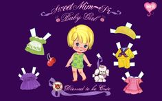 You can download some cute wallpapers for your computer or phone... #mimpi #cute #purple