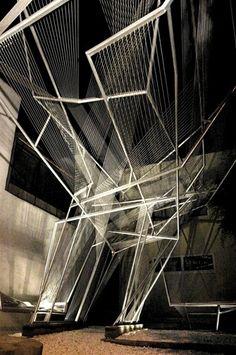 Web and framing interior affect