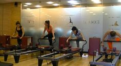PILATES REFORMER JUMP with ALOE www.alifeofenergy.com