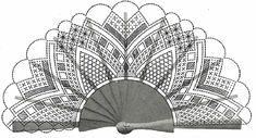 Patterns: Bobbin Lace & Lacemaking