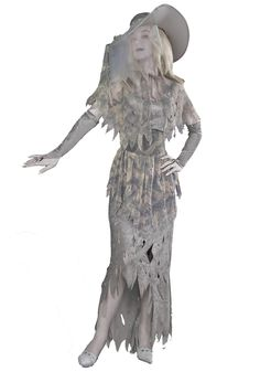 Classic One Size Sheet Outfits for Adults Spooky Ghost Halloween Costume