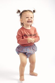 """Bloomers Wildkind Kids """"Hippie Ever After"""". One Drop, Baby Bloomers, Ever After, Cheetah, Cute Kids, Work Wear, High Fashion, Unisex, The Vow"""