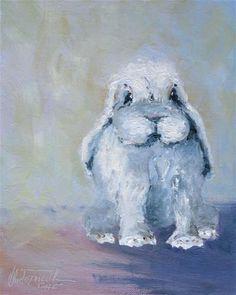 """Bunny"" - Christa Friedl"