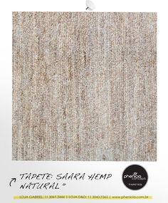 Phenicia Concept - Tapete: Saara Hemp  Natural