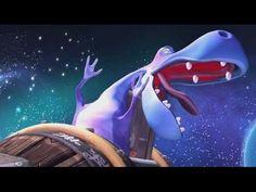 "So that's how it really happened....... CGI Animated Short Film HD: ""Cosmosaurus"" - by Pangaea Studios"