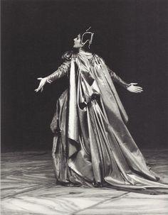 Maria Callas dans Iphigénie en Tauride, 1957