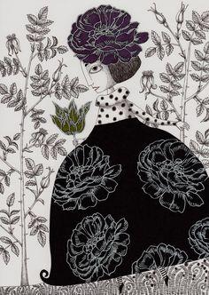 Summer Garden - Judith Clay