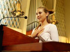 Cómo hacer un discurso de bienvenida para la iglesia