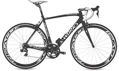 Specialized Bicycle Components : S-Works Tarmac SL4 Di2 - the ultimate from US bike makers.