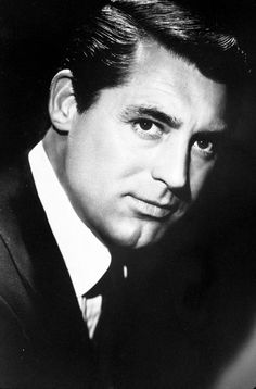 Cary Grant.  Love this guy.  So charming.  And funny!