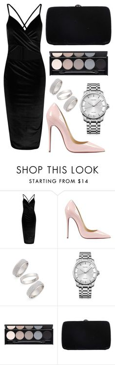 """""""Untitled #119"""" by rodoulla97 on Polyvore featuring Christian Louboutin, Topshop, Calvin Klein, Witchery, Sergio Rossi, women's clothing, women's fashion, women, female and woman"""