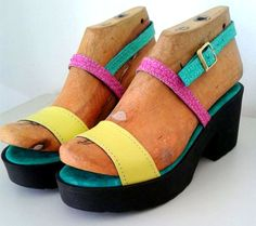 . Wedges, Shoes, Fashion, Over Knee Socks, Moda, Zapatos, Shoes Outlet, Wedge, Fasion