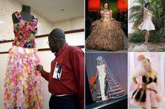Most unusual wedding dresses of all time